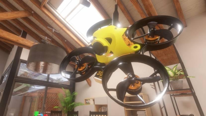 Liftoff: Micro Drones onthuld, focust op kleinere drones