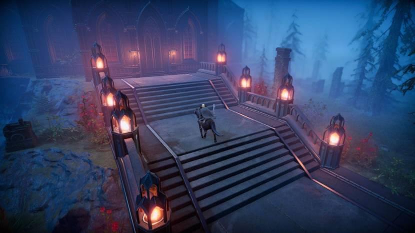 V Rising is een vampire survival game van de studio achter Battlerite