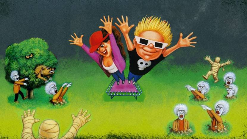 16-bit klassieker Zombies Ate My Neighbors van LucasArts keert terug