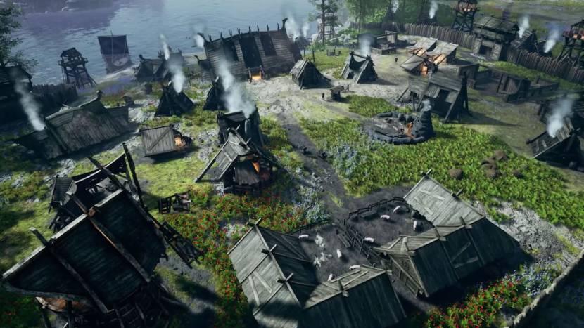 Deze week verschijnt Frozenheim, een viking city builder