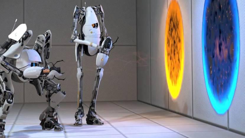 J.J. Abrams hoopt snel nieuws over Portal-film