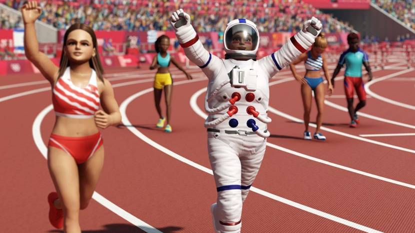 Olympic Games Tokyo 2020: The Official Video Game aangekondigd