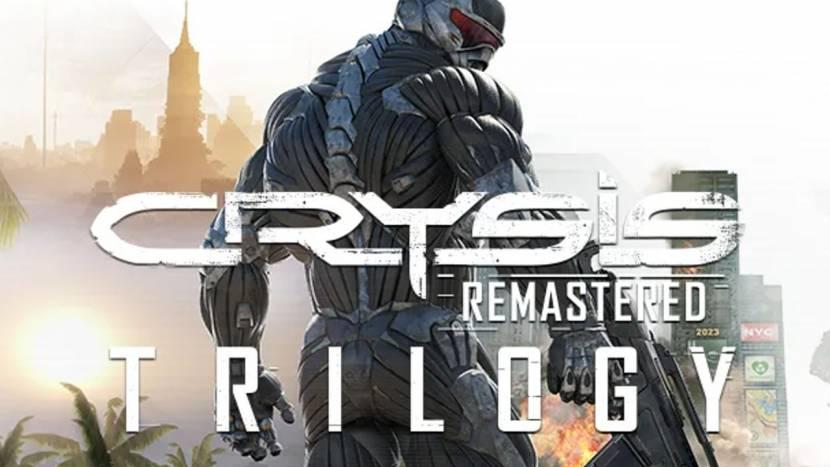 Crysis Remastered Trilogy op komst