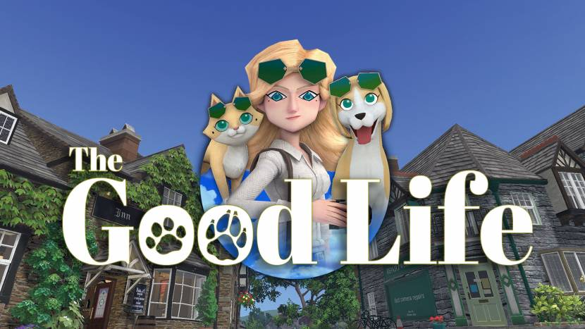 The Good Life zou volgende maand eindelijk eens écht verschijnen
