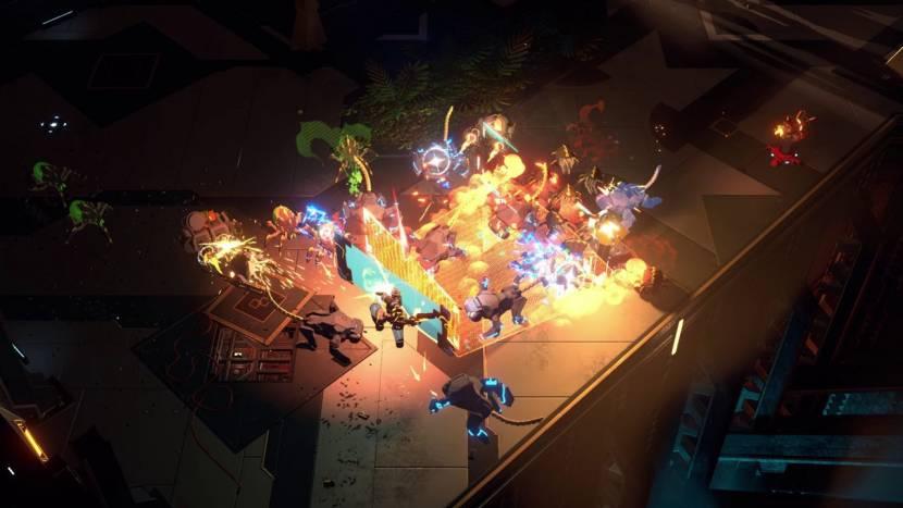Endless Dungeon toont meer gameplay
