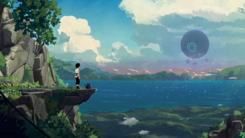 Planet of Lana is een handgeschilderd avontuur