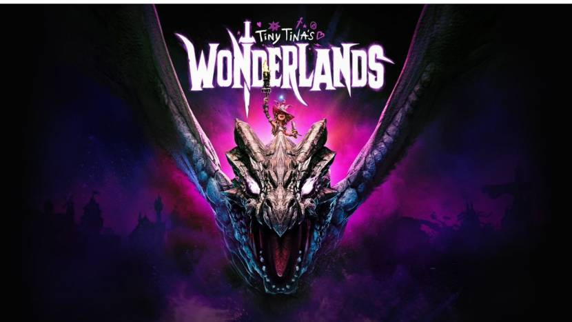 Borderlands spin-off Tiny Tina's Wonderlands onthuld
