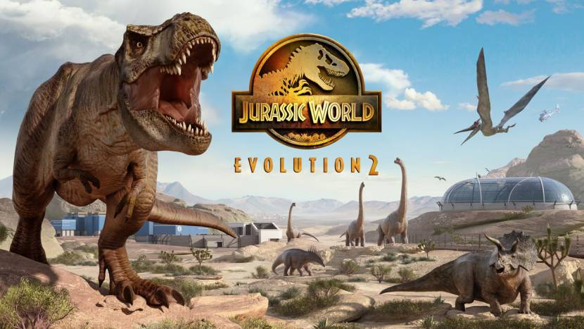 Jurassic World Evolution 2 onthuld