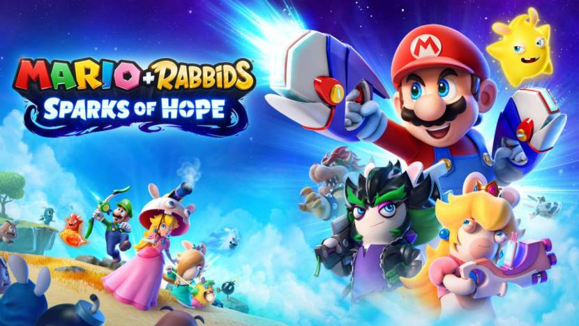 Mario + Rabbids Sparks of Hope onthuld voor Nintendo Switch