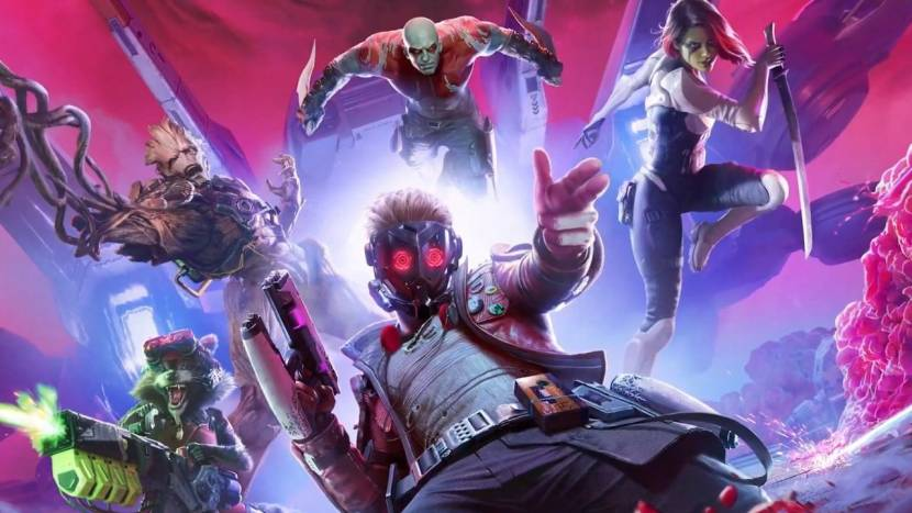 Speel als Star-Lord in singleplayer avontuur Marvel's Guardians of the Galaxy