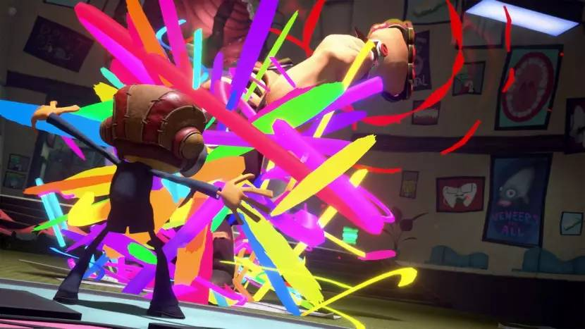 Psychonauts 2 heeft invincibility mode, zodat game voor iedereen leuk is
