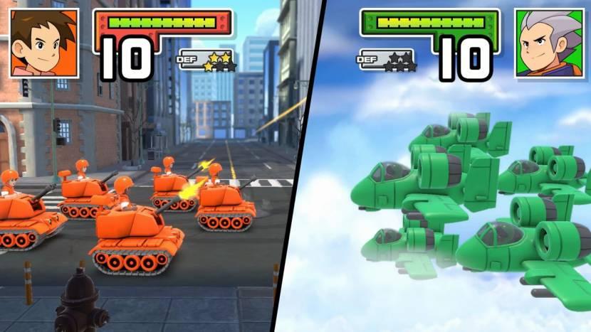 Advance Wars remakes uitgesteld naar 2022