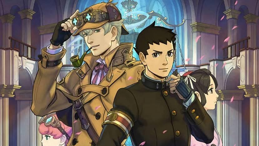 The Great Ace Attorney Chronicles laat de nodige gameplay zien