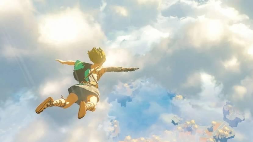 Zelda: Breath of the Wild sequel toont eerste gameplay, verschijnt in 2022