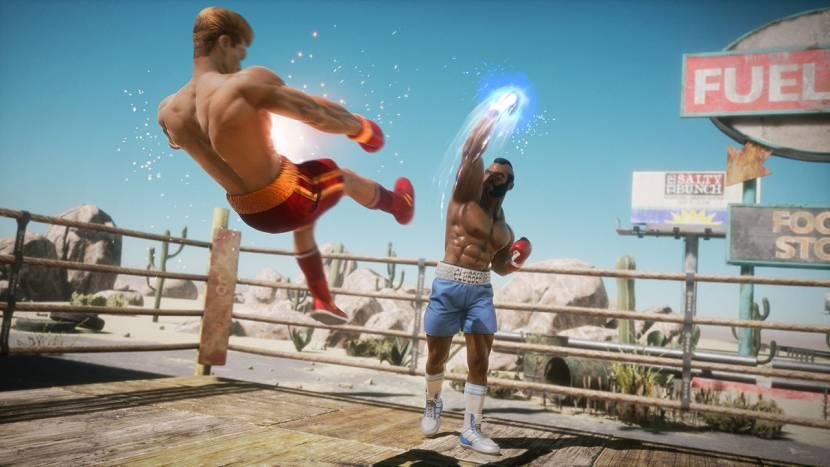 Boksers van Rocky en Creed schitteren in Big Rumble Boxing: Creed Champions