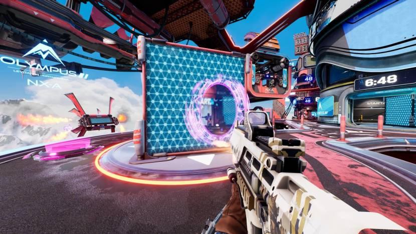 """Release van """"Halo x Portal"""" shooter uitgesteld omdat de game te populair is"""