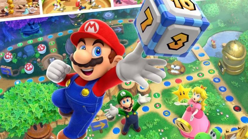 Mario Party Superstars op weg naar Nintendo Switch