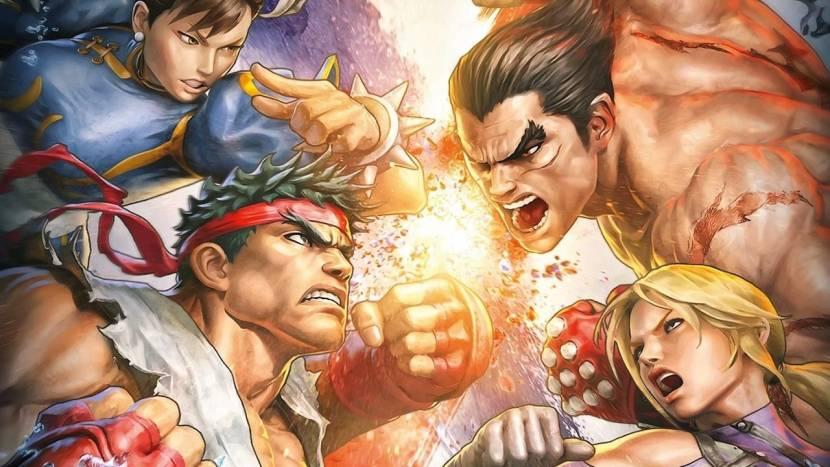 Tekken X Street Fighter is dan toch niet geannuleerd