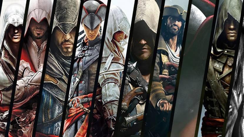 Assassin's Creed tijdlijn toont wanneer elke game precies plaatsvindt