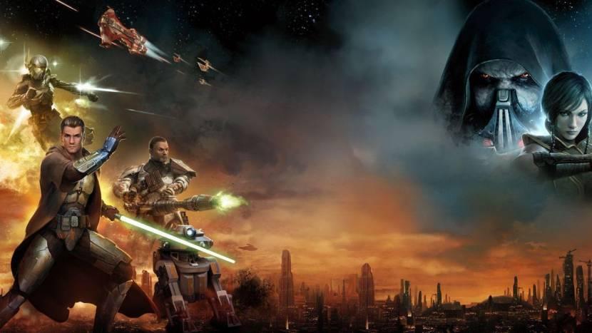De restricties van free-to-play Star Wars: The Old Republic opgelijst