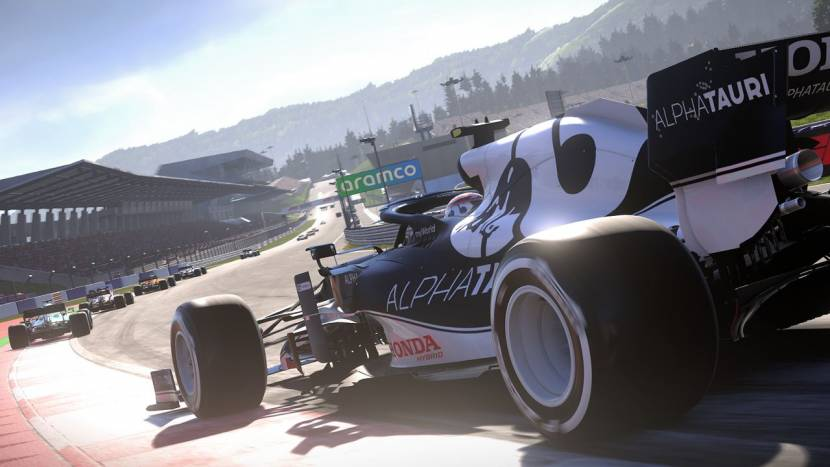 """Ray-tracing verwijderd uit PS5-versie van F1 2021, """"om stabiliteit te verbeteren"""""""