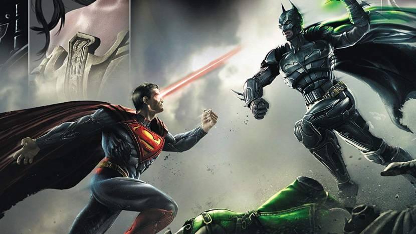 Gelekte poster verraadt komst van Injustice 2