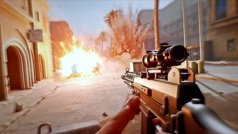 Insurgency: Sandstorm is nu eindelijk beschikbaar op consoles