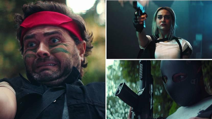 Interactieve battle royale film Bloodshore ziet er niet al te best uit
