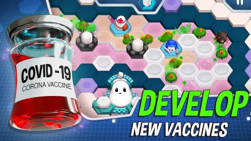 WHO lanceert game ter promotie van COVID-19 vaccin