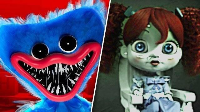 Horrorgame Poppy Playtime is er net op tijd voor Halloween