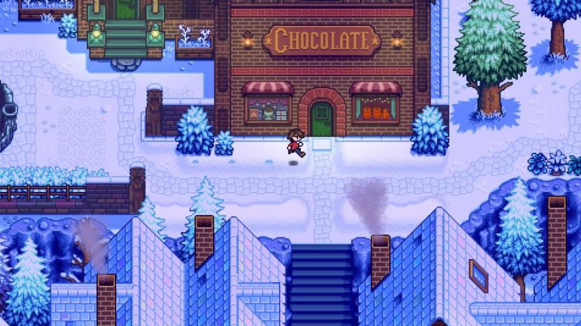 Haunted Chocolatier is de nieuwe game van de maker van Stardew Valley