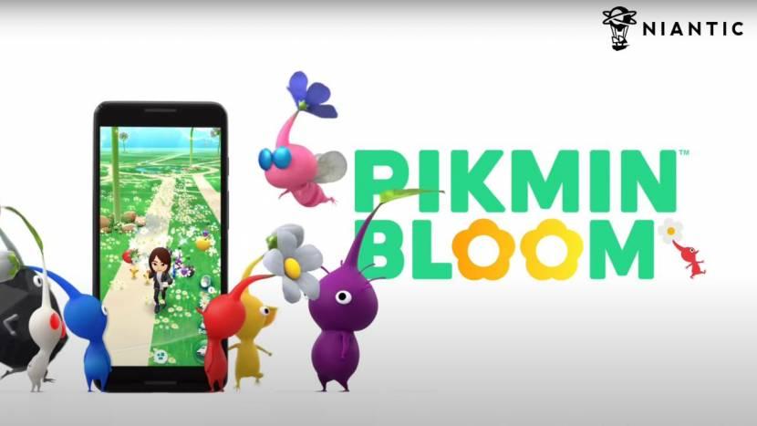 Mobile game Pikmin Bloom uit de doeken gedaan en meteen ook gelanceerd