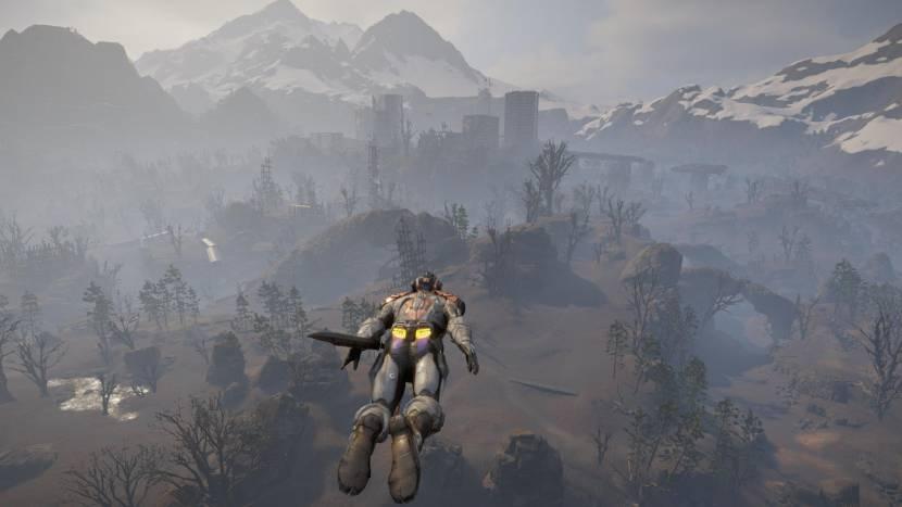 Elex 2 screenshot PC PS4 PS5 Xbox One Xbox Series X